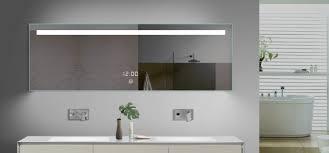 bathrooms design lighted bathroom wall mirror luxury articles