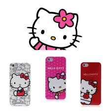kitty iphone 5 cases 3 colours