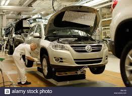tiguan car production vw werk wolfsburg vw car factory wolfsburg