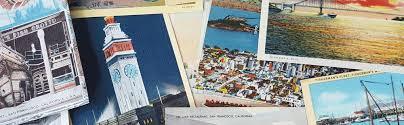 collecting vintage postcards abebooks