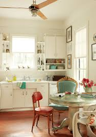 Kitchen Cabinet Salvage 50 Fabulous Shabby Chic Kitchens That Bowl You Over