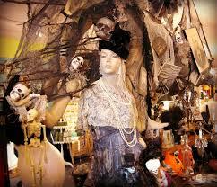 Vintage Creepy Halloween Photos Street Scene Vintage A Very Haunted Halloween