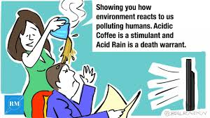 Describe It by Acid Rain Research Matters