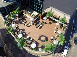 Summer Garden Bar - if you are looking for the best rooftop bars in shoreditch golden