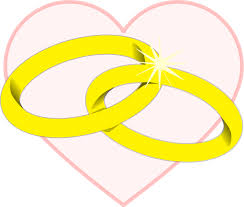 linked wedding rings linked wedding rings clipart clipart panda free clipart images
