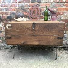 wooden truck upcycled vintage wooden truck sideboard tv stand by bobo u0027s beard