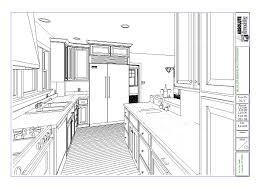 Kitchen Floor Plans by Kitchen Floor Plans Best Home Interior And Architecture Design