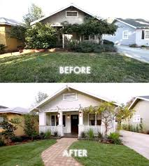 house renovation before and after 8 small homes get huge facelifts curb appeal house and flipping