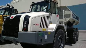 volvo trucks south africa terex trucks appoints babcock for southern african market