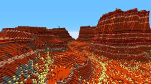 Grand Canyon Maps Photorealistischer Minecraft Grand Canyon 8000x8000 Map Youtube