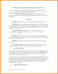 general contractor checklist template hatch urbanskript co