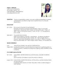 Teach For America Sample Resume by San Administration Sample Resume 22 Ideas Of Clerical Assistant