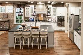 kitchen island ls country kitchen with slate counters glass panel zillow digs