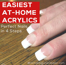 apply your own acrylic nail tips and ideas 1000 ideas about diy