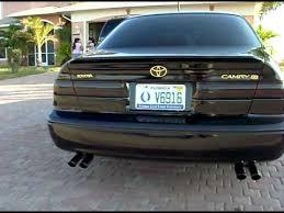 1997 toyota camry accessories 1998 toyota camry walkaround