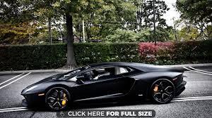 Black Lamborghini Aventador - black lamborghini aventador wallpaper
