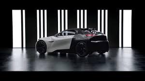 Vidéo Officielle Peugeot Fractal Concept Car 2015 Www Feline