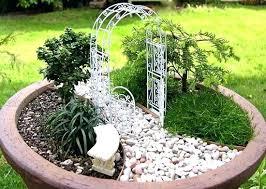 miniature garden figurines exhort me