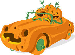 four wheels of fright decorate your automobile for halloween