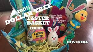 Dollar Tree Decorations For Easter by 100 Dollar Tree Easter Basket Ideas Boy And 2017 Youtube