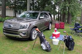 Expedition Specs First Look Up Close With The 2018 Ford Expedition Arriving Early