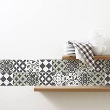Kitchen Vinyl Floor Tiles by Mix Tile Decals Kitchen Bathroom Tiles Vinyl Floor Tiles Free