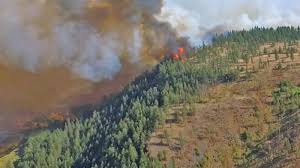 Wildfire Radar by Washington Wildfire Videos At Abc News Video Archive At Abcnews Com