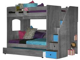 marvelous full bunk beds with stairs berg furniture utica full