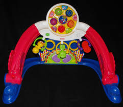 reserved for buyer pat fisher price baby playzone kick and whirl