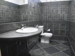 Grey Slate Tile Bathroom 64 Best New Bathroom Images On Pinterest Blue Walls Grey