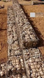 gabion deco jardin 83 best gabions images on pinterest gabion wall walls and