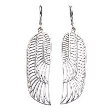 wing earrings zoe wing earrings