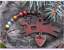 rainbow bridge ornament sympathy personalized