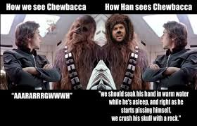 Chewbacca Memes - perspectives on chewbacca meme collection