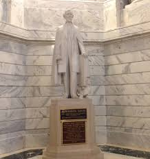 Black Flag Statue Puzzle Panel That Controls Fate Of Jefferson Davis Statue In Kentucky