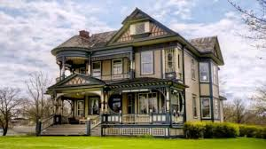 queen anne home plans house styles from 1900 youtube