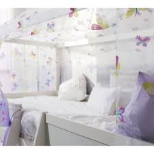 butterflies 4 poster mid sleeper cabin bed noa u0026 nani