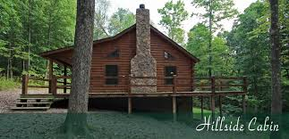 Hocking Hills Cottage Rentals by Hillside Cabin Hocking Hills Old Man U0027s Cave Ohio