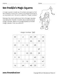 this worksheet includes larger grids that require students to sum