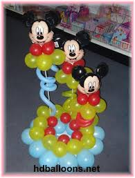 mickey mouse center pieces hdballoons net product mickey mouse centerpiece 1