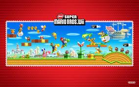 Mario Bros Wall Stickers Mario Bros Wallpapers Wallpaper Hd