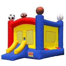 amazon com inflatable hq commercial grade sports bounce house