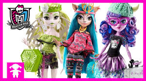 Monster High Halloween Doll by