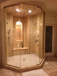 Onyx Shower Doors by Honey Onyx Shower Stone City Kitchen U0026 Bath Design
