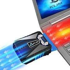 fan with usb connection klim innovative design gaming laptop cooler high