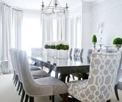 dining chairs houzz fascinating gray upholstered dining chairs houzz intended for in