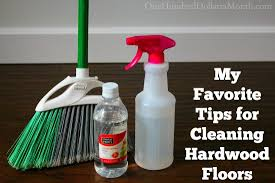 my favorite tips for cleaning hardwood floors one hundred