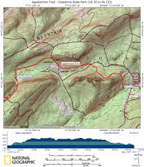 Michaux State Forest Map by At In Pa Caledonia State Park Us 30 To Pa 233