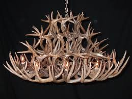 How To Make Antler Chandeliers L Deer Horn Chandelier With Authentic Look For Your Lighting
