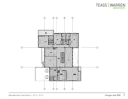 oregon avenue residence u2013 teass warren architects